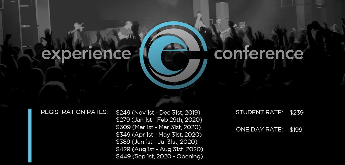 2020 Experience Conference
