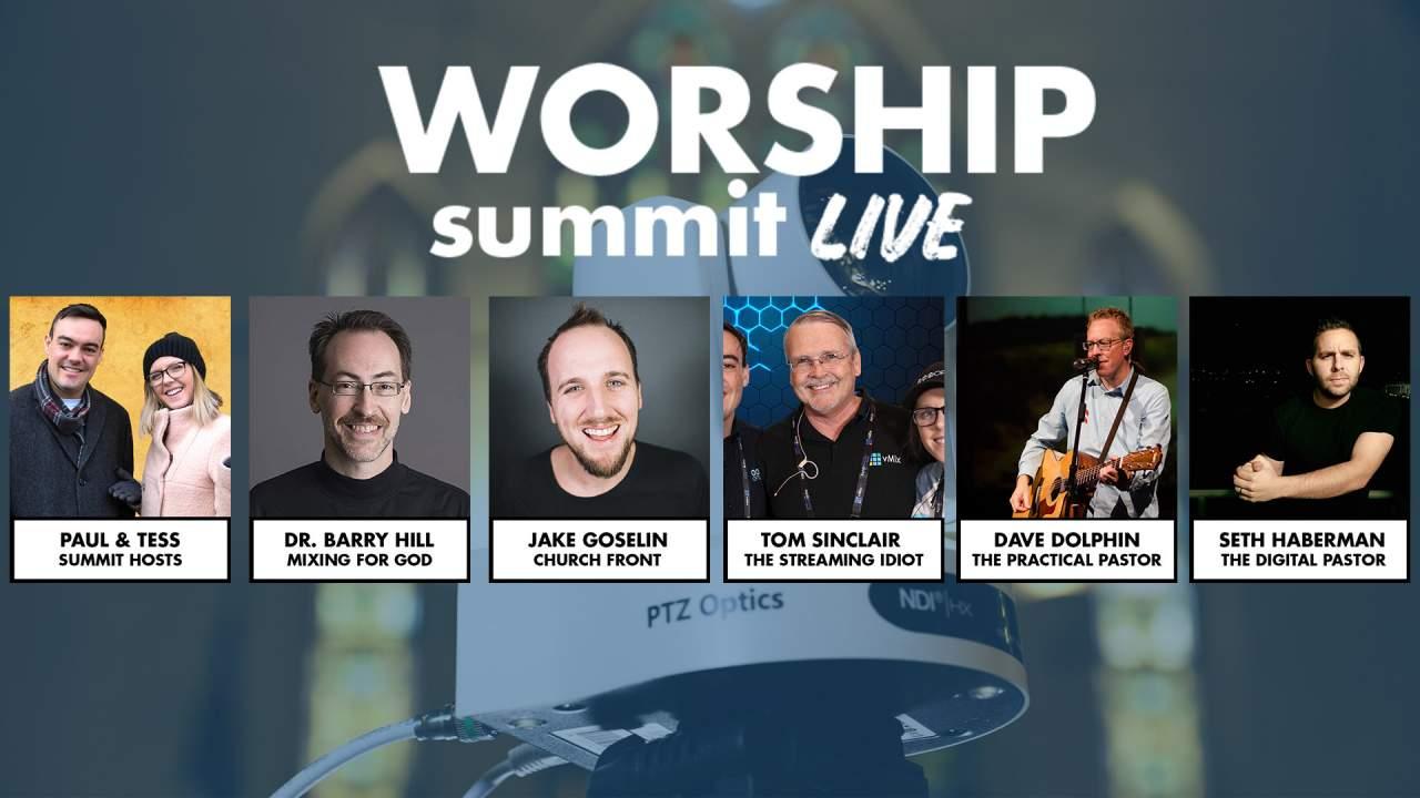 WORSHIP SUMMIT LIVE BANNER